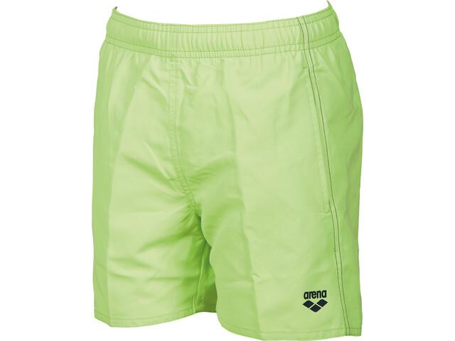 arena Fundamentals Spodnie wewnętrzne Chłopcy, shiny green-navy
